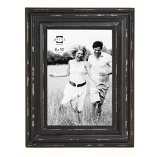 Carson Distressed Wood Picture Frame