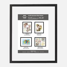 Crosby Wood Float Picture Frame