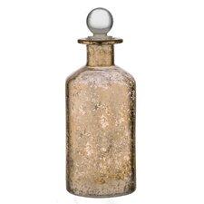 Glass Mercury Boutique Bottle