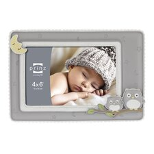 Sweet Dreams 'Owl' Resin Picture Frame