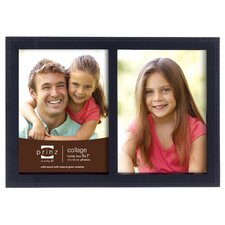 2 Opening Sonoma Wood Picture Frame