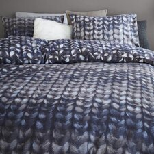 Bettbezug Edmonton aus Biber (100% Baumwolle)