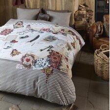 Bettbezug Cosy Winter aus 100% Baumwolle-Renforcé