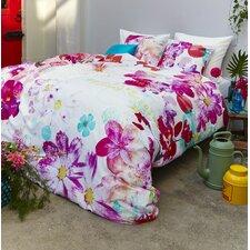 Bettbezug Sunshine Flower aus 100% Baumwolle (Renforcé)