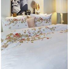 Bettbezug Jardin Oriental aus Mako-Satin (100% Baumwolle)
