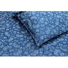 Bandana 100% Cotton - Sateen Sheet Set