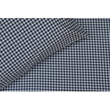 Houndstooth 100% Cotton - Sateen Sheet Set