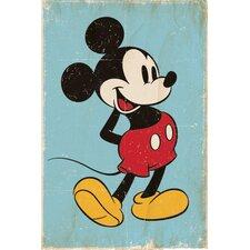 Deco Panel Mickey Mouse - 90 x 60 cm