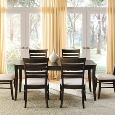 Cosmopolitan Salerno Extendable Dining Table