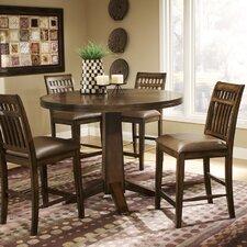 Woodmere Veneer Pedestal Table