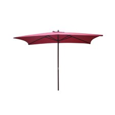 7.8' Rectangular Market Umbrella