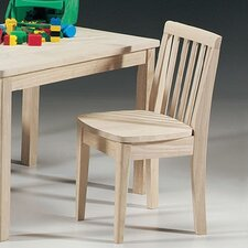 Mission Juvenile Ready to Finish Kids' Chair (Set of 2)