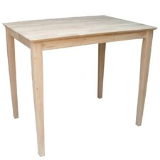 Shaker Counter Height Dining Table