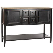 Charlotte Shag Console Table