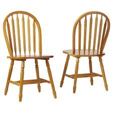 Charlotte Arrowback Side Chair (Set of 2)