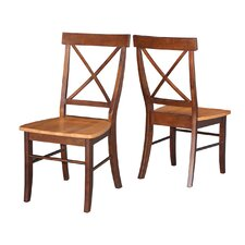 Sawyer Cross Back Side Chair (Set of 2)