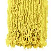 Melisande Ruffled Throw Blanket