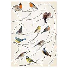 Erie Living Birds Wall Decal
