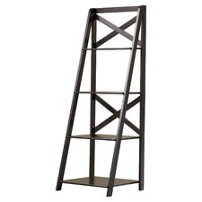 """Evalyn 56"""" Accent Shelves Bookcase"""