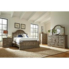 Buford Panel Customizable Bedroom Set