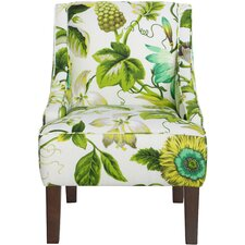 Ina Swoop Side Chair
