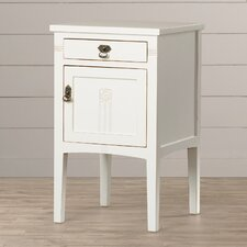 Corrie 1 Drawer Nightstand