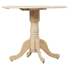 Imogene Dining Table with Dual Drop Leaf