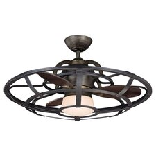 "26"" Betty-Jo 3 Blade Ceiling Fan"