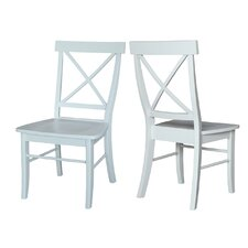 Sawyer Cross Back Side Chair (Set of 2)