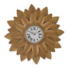 """20"""" Petal Wall Clock"""