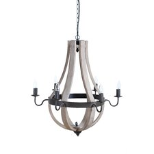 Calhoun 6 Light Chandelier