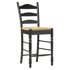 "Erma 24"" Bar Stool (Set of 2)"