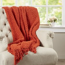 Wallace Crochet Throw Blanket