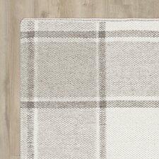 Nora Hand-Woven Gray Area Rug