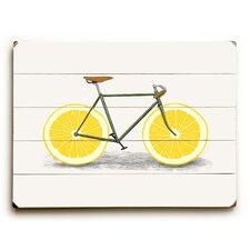 Lemon Zest Wall Art