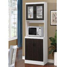 Elva Kitchen Cabinet in White