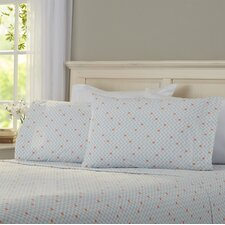 Rosewater 200 Thread Count 100% Cotton Sheet Set