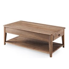Baytowne Coffee Table with Lift Top