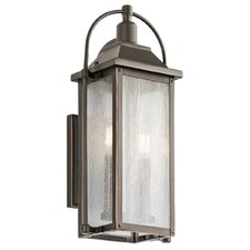 Devils Lake 2 Light Outdoor Wall Lantern