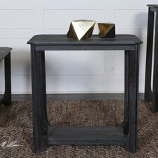 Elberton Wood End Table