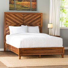 Kevin Panel Bed