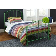 Eleanore Twin Wrought Iron Bed