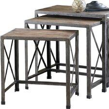 Adrienne 3 Piece Nesting Tables