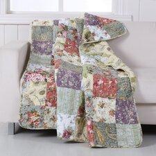 Eleanora Cotton Throw Blanket