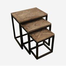 Rouen 3 Piece Nesting Tables