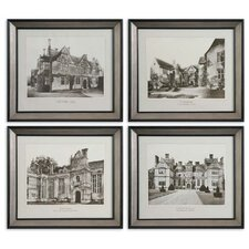 Bennie by Grace Feyock 4 Piece Framed Photographic Print Set