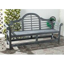 Liddie Wood Garden Bench