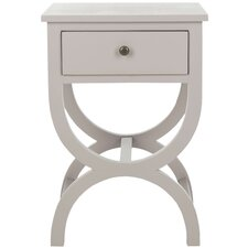 Laverriere 1 Drawer End Table