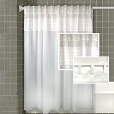 Merle All-in-One Shower Curtain