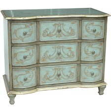 Thecle 3 Drawer Chest